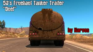 REL] 50's Fruehauf Tanker Trailer -