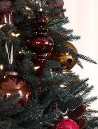 9 Artificial Douglas Fir Christmas Tree by Aspen Silver Fir Christmas Trees Balsam Hill
