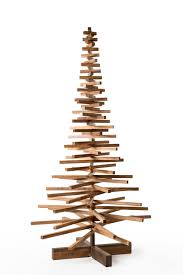 Ge 75 Artificial Christmas Tree by Wooden Bamboo Christmas Tree By Onthout Christmas Trees