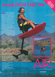 a water skier s life adventures in water skiing hydrofoiling
