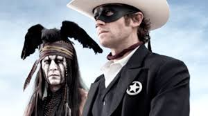with or without johnny depp as tonto the lone ranger was