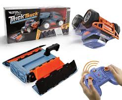 100 Trick My Truck Games Amazoncom Hot Wheels Rc Transforming Stunt Park