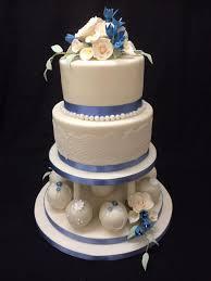 Tiered Wedding Cake Balls