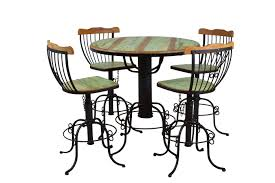 Green Reclaimed Wood Bistro Set Encore Fniture Gallyhooker Wrought Iron Fascating Table Set Off Glass And Gold Ding Table Iron Worldpharmazoneco And Chairs Outdoor Ding Room Indoor Wrought Room Sets Chairs Adrivenlifecom Arthur Umanoff Somette Round Top Beautiful Best My Blog Dinette Zef Jam Hutchsver High Stools 9 Pieces