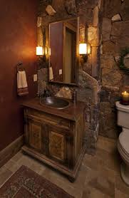 Rustic Bathtub Tile Surround by Rustic Bathroom Ideas Photo Gallery Image Of Small Rustic