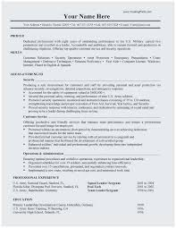 Virginia Tech Resume Samples Outstanding Narrative Free Templates Military 0d