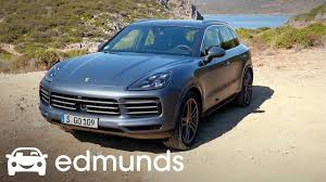 100 Porsche Truck Price 2019 Cayenne Review Test Drive Edmunds YouTube