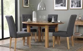 Harrington Round Extending Dining Table