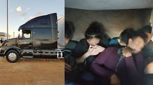 20 Illegal Immigrants Discovered In Semitruck During Smuggling... South Texas Truck Centers Laredo Corpus Christi Signs Banners Vinyl Lettering Publicity 1988 Jeep Comanche For Sale 78985 Mcg Spokers And Flares 1981 Cherokee Jc Tires New Semi Tx Used 88 Mj W 15k Original Miles On Ebay Craigslistebay Ie College Laredo Cversions Automotive Customization Shop Azle 45k Mile Not Your Stuff Tx
