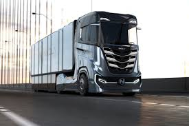 100 Aerodynamic Semi Truck Nikola Teases A Thirdgeneration Hydrogen Semi Truck For