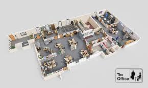 New 3D Floor Plans Of Your Favorite TV