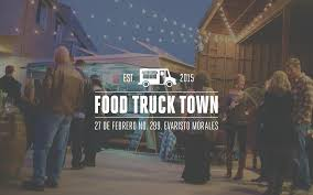 100 Truck Town Food On Behance