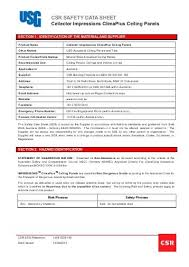 Usg Ceiling Grid Data Sheet by Acoustical Ceiling Systems 2011 2012 Usg Middle East