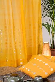 Curtain Rod Set India by Indian Summer Color Curtain U2026 Pinteres U2026