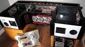 YIDIY F3NIX Mods & His PC Desk Build