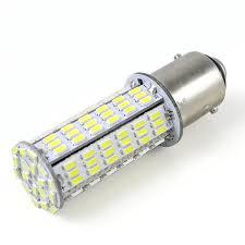 b15d 5w led car light 126x 3014 smd leds car brake light led bulb