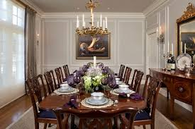 Dining Room Design Wall Decorating Ideas Picture Frame Molding