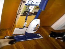 Bona Hardwood Floor Spray Mop Kit by Best Hardwood Floor Mop Floormop Microfiber Flat Mop Method