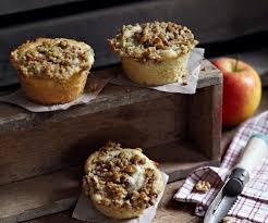 apfel walnuss muffins