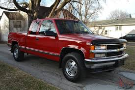 100 Pick Up Truck For Sale By Owner Chevrolet CK Up 1500 Silverado Extended Cab Short Box