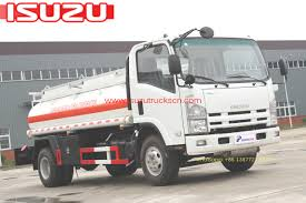100 Fuel Trucks ISUZU Fire ISUZU Water Tanker Isuzu