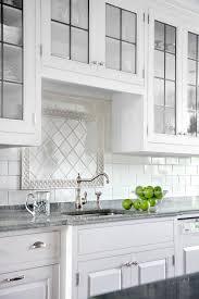 Subway Tile Backsplash For Kitchen All About Ceramic Subway Tile This House