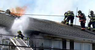 100 Park Avenue Townhouse Asbury Blaze Consumes Threestory Townhouse On