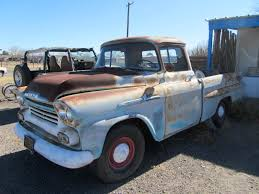 100 Chevy Trucks For Sale In Texas Autoliterate Marfa 7387 GM West Vernacular