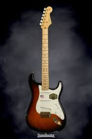 Fender 60th Anniversary Commemorative Stratocaster 2 Color Sunburst Demo