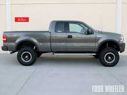 2004 2008 Ford F150 Pro p Suspension Lift Kit Refreshed Ford
