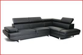 canap cuir blanc roche bobois canap noir et blanc design deco in canape d angle cuir avec