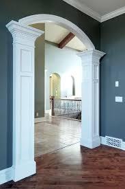 Living Room Pillars Pillar Design In Amazing Dining Designs With Simple