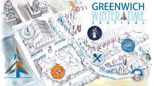 Greenwich Winter Time Festival At Old Royal Naval College London