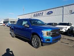 100 Ford Truck Lease Deals New 2019 F150 For Sale In Holly MI Stock KFA34225