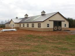Shed Row Barns Virginia by Virginia Barn Company Horse Barn Construction Contractors In