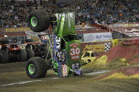 100 Monster Truck Jam 2013 Giveaway Write Across The River