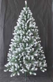 Freeshipping Christmas Tree 150cm Spray Snow White Decoration On Aliexpress