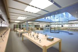 Newmat Light Stretched Ceiling by Apple Stores 2001 2013 U2013 Newmat Stretch Ceiling U0026 Wall Systems