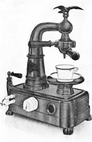 Chapter XXXIV THE EVOLUTION OF COFFEE APPARATUS All About Coffee By William H Ukers