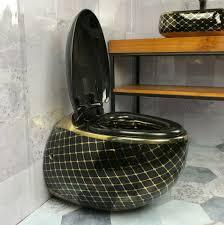 spülrandloses wand hänge wc toilette exklusiv luxus badezimmer