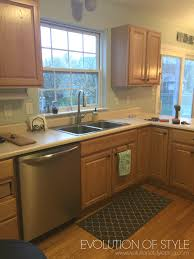 Hvlp Sprayer For Kitchen Cabinets by Tips Tricks For Painting Oak Cabinets Evolution Of Style