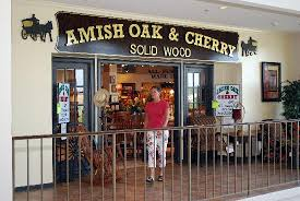 Amish Oak & Cherry Picture of Hickory Furniture Mart Hickory