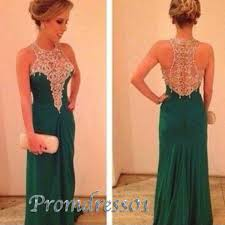deep green prom dresses discount evening dresses