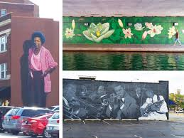 Big Ang Mural Petition by No Mural City Artists And The City Of Franklin Bump Heads Over