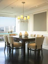 dining room lavish dining space which has chandelier as modern
