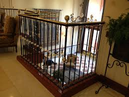 Wrought Iron Stair Railing Spindles - Wrought Iron Stair Railing ... Custom Railings And Handrails Custmadecom Banister Guard Home Depot Best Stairs Images On Irons And Decorations Lowes Indoor Stair Railing Kits How To Stain A Howtos Diy Install Banisters Yulee Florida John Robinson House Decor Adorable Modern To Inspire Your Own Pin By Carine Az On Staircase Design Pinterest Image Of Interior Wrought Iron 10 Standout Why They Work 47 Ideas Decoholic