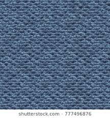 Seamless Carpet Texture Floor Pattern Blue Color