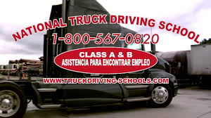 Truck Driving Schools - Spanish - YouTube Hev2 National Truck Driving School Progressive Chicago Cdl Traing Sacramento Pursue Diesel Mechanic Or 5h Thank You Truckers Its Driver Appreciation Week Carriers States Team On Felon Programs Transport Topics Schneider Requirements Best Resource 3 Centre Winnipeg Manitoba Cost Of Schools Spanish Youtube Charlotte Nc