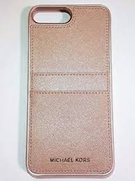 Michael Kors Saffiano Leather Case for iPhone 7 Plus & iPhone 8