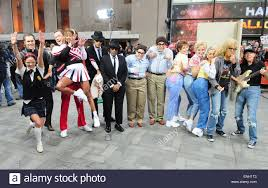 Nbc Matt Lauer Halloween by Nbc Presents The Of The Today Show The Halloween Characters Stock